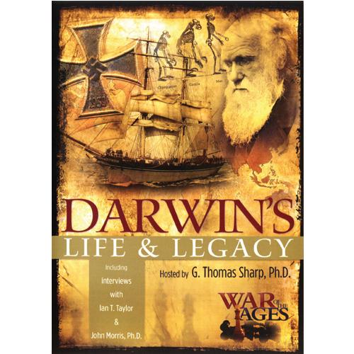 Darwin's Life & Legacy DVD