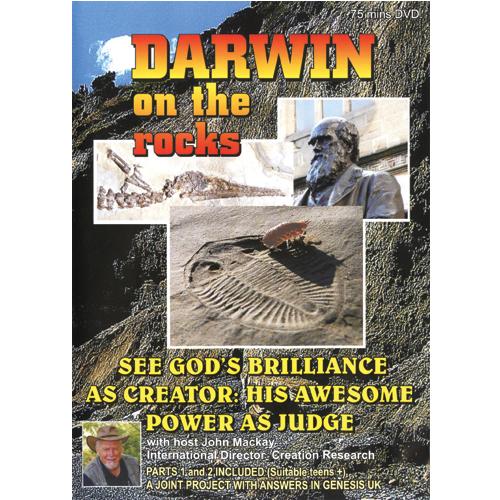 Darwin On The Rocks