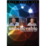 Unbelievable Audio Debate Set (with bonus DVD)