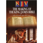 KJV:  Making of King James Bible DVD