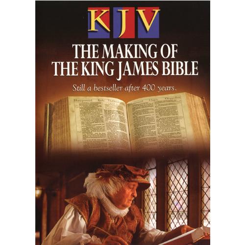 KJV:  Making of King James Bible DVD
