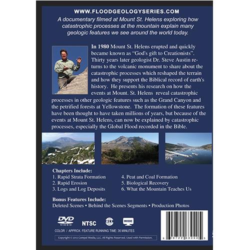 Mount St. Helens: Modern Day Evidence for the World Wide Flood back