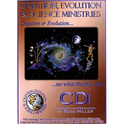 CESM's Creation or Evolution Audio Seminars