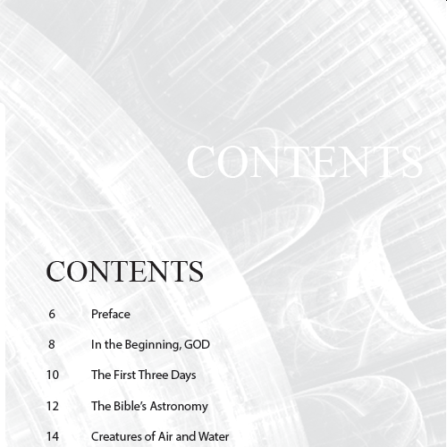 The Six Days of Genesis DVD Series