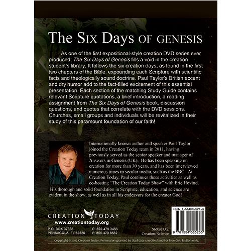 Six Days of Genesis (Video Download)