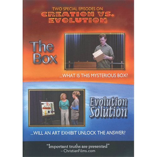 Creation vs Evolution: 7th Street Theater