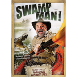 Buddy Davis' Amazing Adventures: Swamp Man! DVD