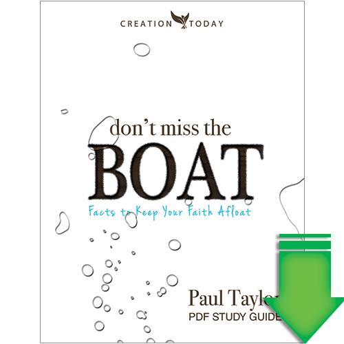 Don't Miss the Boat Study Guide (Download PDF)