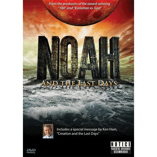 Noah - And The Last Days DVD (with Free Creation Minute Download)
