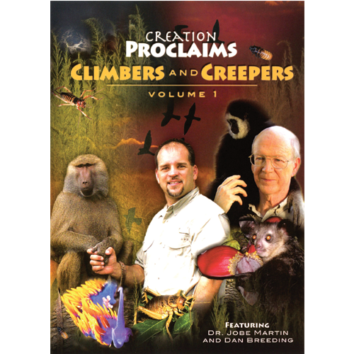 Creation Proclaims Climbers and Creepers Vol. 1 DVD