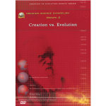 Debate DVD #2 - Creation Vs. Evolution