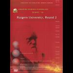 Debate DVD #16 - Rutgers University, Round 2