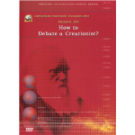 Debate DVD #20 - How to Debate a Creationist!