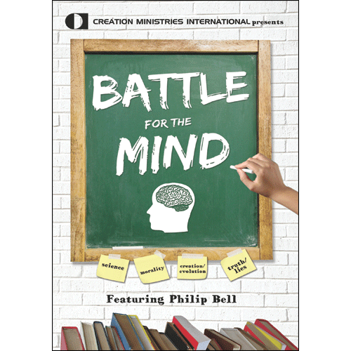 Battle for the Mind DVD 1
