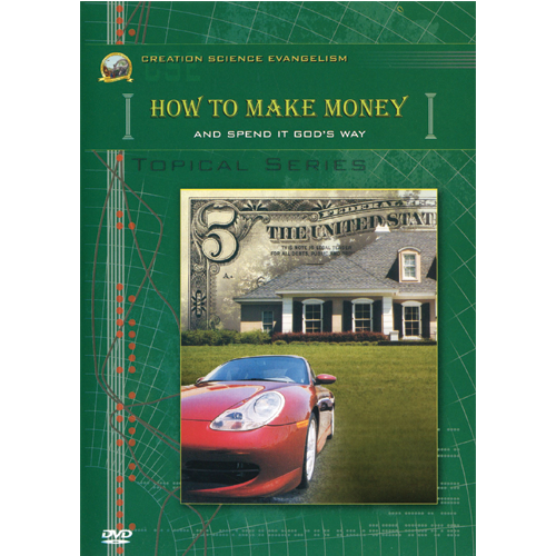 How to Make Money (And Spend It God's Way) DVD 1