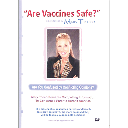 """Are Vaccines Safe?"" DVD"