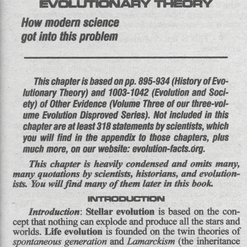 Evolution Cruncher (Download PDF)