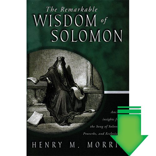 The Remarkable Wisdom of Solomon eBook (EPUB, MOBI, PDF)