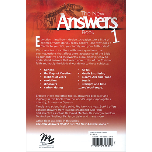 The new answers book 1 ebook epub mobi pdf creation today the new answers book 1 ebook epub mobi pdf fandeluxe Gallery