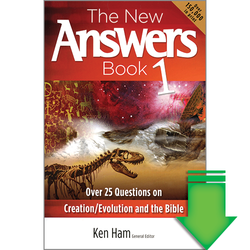 The New Answers Book 1 eBook (EPUB, MOBI, PDF)