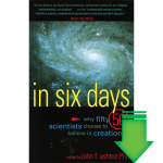 In Six Days eBook (EPUB, MOBI)