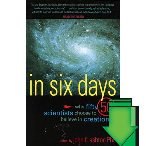 In Six Days eBook (EPUB, MOBI)