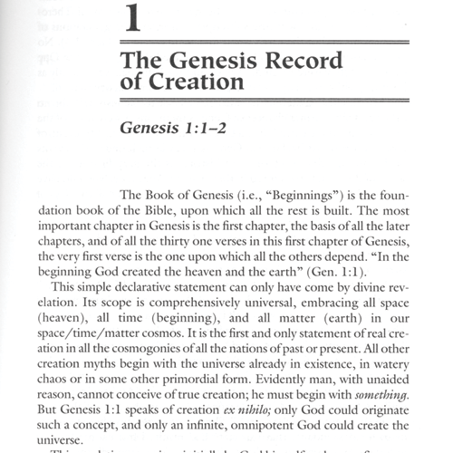 Biblical Creationism eBook (EPUB, MOBI, PDF)