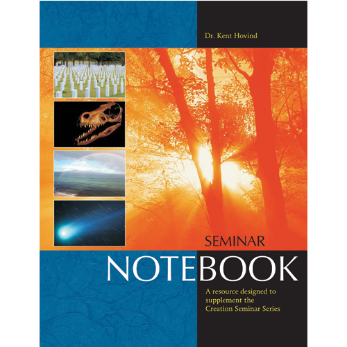 Creation Seminar Notebook