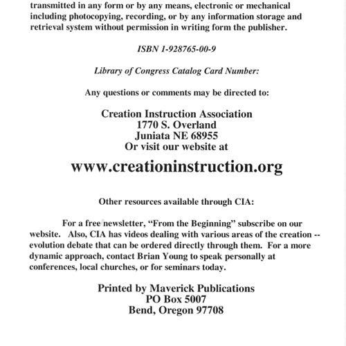Doubts About Creation? Not After This!