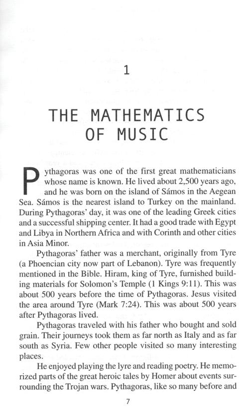 Champions of Mathematics