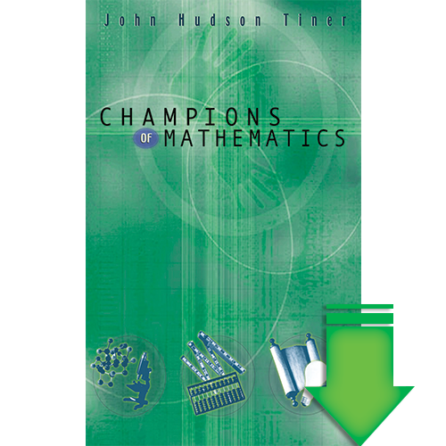 Champions of Mathematics eBook (EPUB, MOBI)
