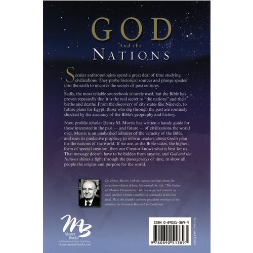 God and the Nations eBook (EPUB, MOBI, PDF)
