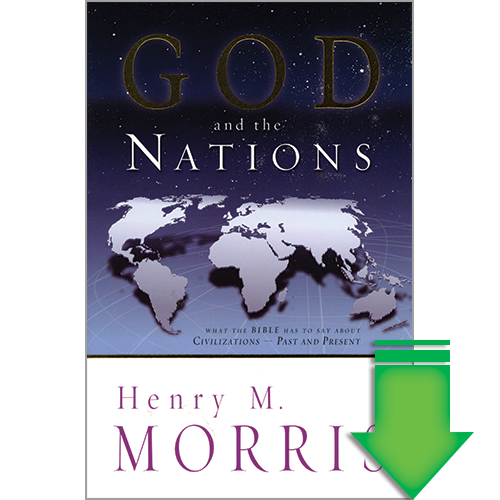 God and the Nations eBook (EPUB, MOBI, PDF)