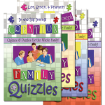 Family Quizzles Set
