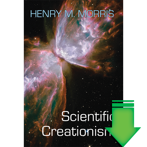 Scientific Creationism eBook (EPUB, MOBI)