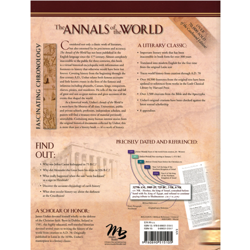 The Annals of the World eBook (EPUB, MOBI, PDF)