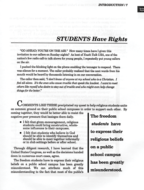 Students' Legal Rights