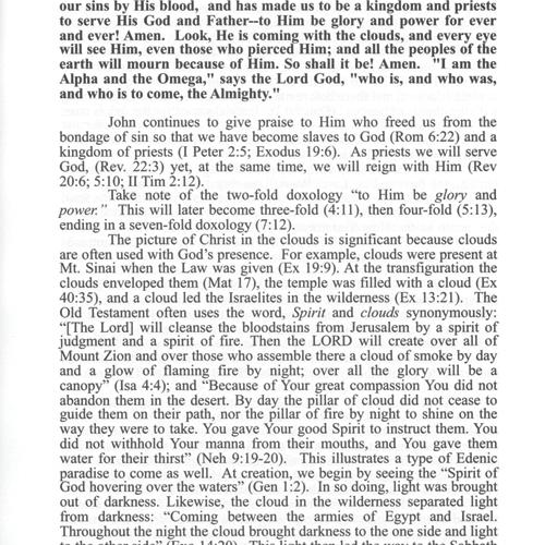 Revelation all of God's Word Revealed