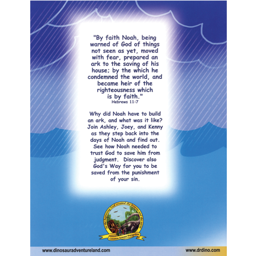 Safe in the Ark (Activity and Coloring Book)