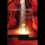 Thousands... Not Billions