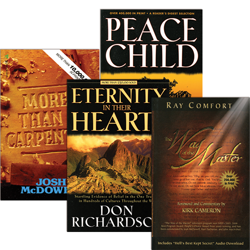 Evangelism Book Package