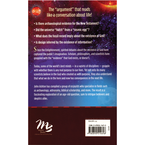 The Big Argument: Does God Exist? eBook (EPUB, MOBI, PDF)