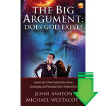 The Big Argument: Does God Exist? eBook (EPUB, MOBI, PDF)