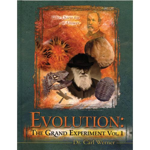 Evolution: The Grand Experiment