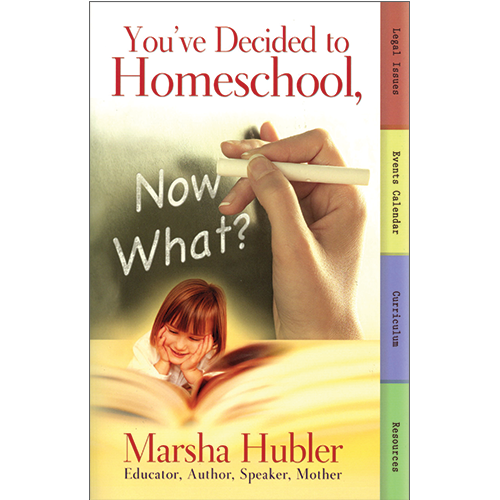 You've Decided to Homeschool