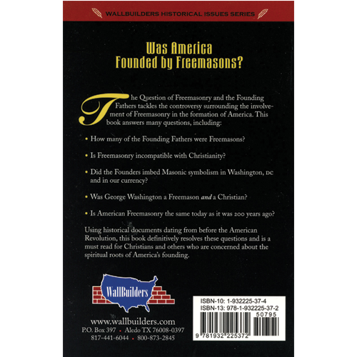 The Question of Freemasonry and the Founding Fathers