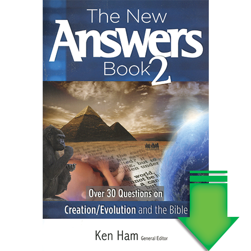 The New Answers Book 2 eBook (EPUB, MOBI, PDF)