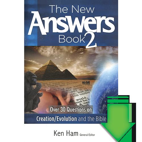 The New Answers Book 2 eBook (EPUB, MOBI, PDF)