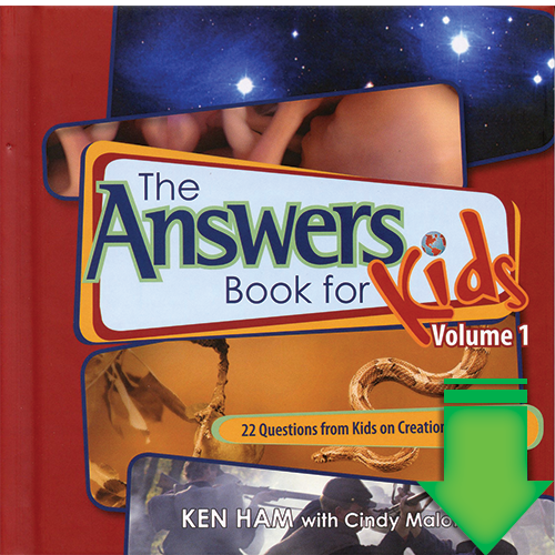 The Answers Book for Kids Volume 1 eBook