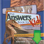 The Answers Book for Kids Volume 2 eBook